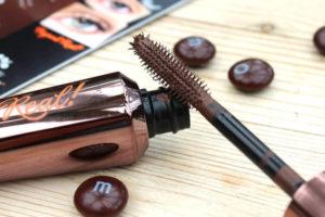 коричневая тушь для ресниц