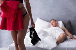 Случайная измена жены