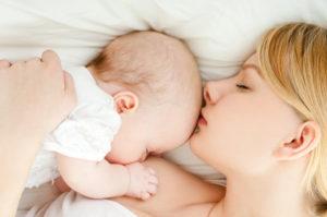 сон кормить ребенка грудью