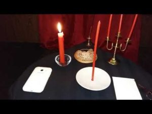 Ритуал на вызов любимого