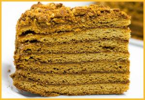 Торт рыжик пошаговый рецепт