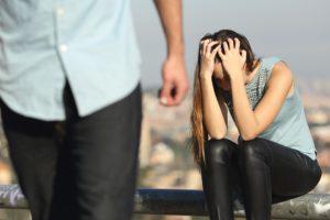 Ушла от мужа как пережить