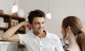 Признаки мужской симпатии