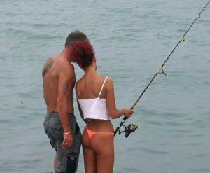 Женатый любовник рыбы