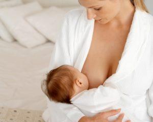 грипп при кормлении грудью