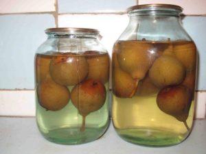 Что можно приготовить из груш
