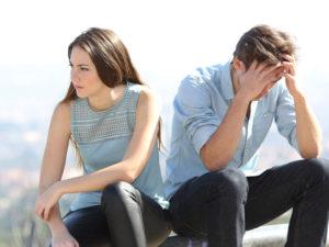Как пережить измену и расставание