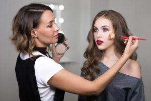 мастер класс по макияжу