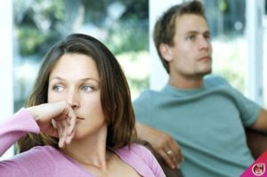 Молчание после ссоры