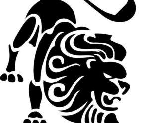 Знак зодіаку лев