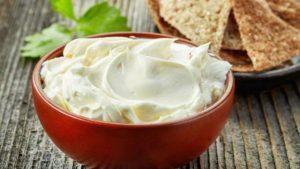Рецепт сливочного сыра