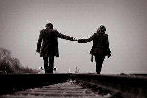 Прощание с любимым человеком