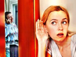 Зачем мужчина следит за женщиной