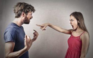Как вести себя после ссоры с мужчиной девой