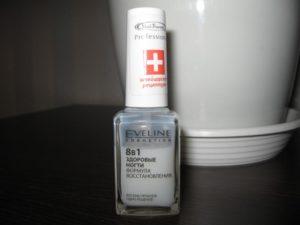 лечебный лак для ногтей