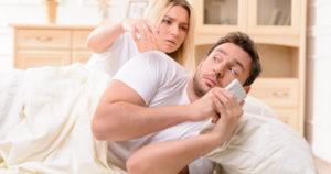 Мужская измена признаки