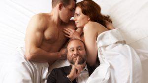 Жёны изменяют мужьям