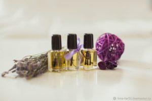 лавандовое масло для ногтей