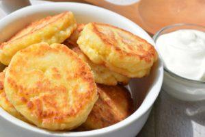 Сырники из творога рецепт с манкой