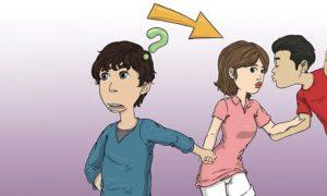 Как понять что девушка изменяет