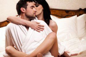 Как вести себя в постели с мужчиной львом