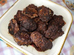 Печеночники из свиной печени