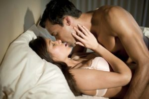 Как удовлетворить мужчину тельца в постели