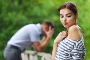 Как вести себя при расставании