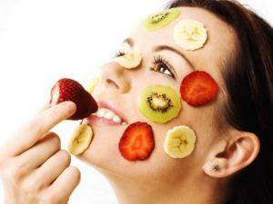 питание для улучшения кожи