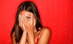 Почему мужчина краснеет при виде женщины
