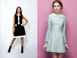 Платье от шанель