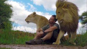 Как общаться с мужчиной львом