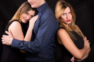 Любовь между женатым мужчиной и замужней женщиной
