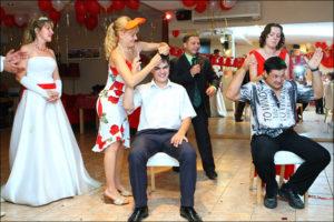 Какие конкурсы можно провести на свадьбе