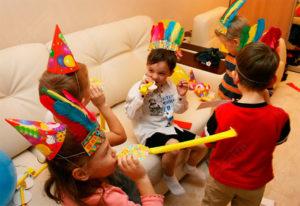 Как развлечь гостей на день рождения ребенка