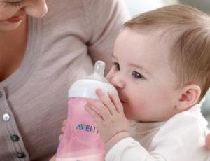 как кормить ребенка