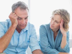 Как пережить стресс после развода
