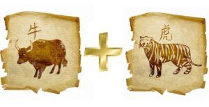 Бык лев мужчина совместимость