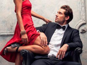 Женские слабости перед мужчиной