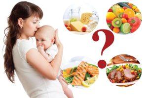 кормление грудью питание