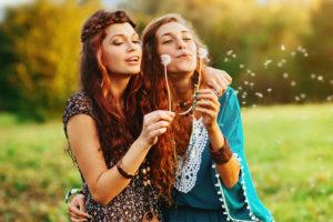 Дружба между девушками