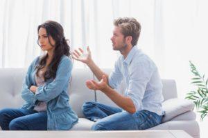 Холодные отношения с мужем