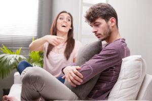Что не следует делать после ссоры с любимым мужчиной