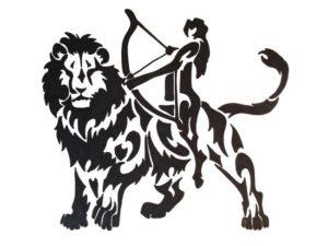 Мужчина лев женщина стрелец