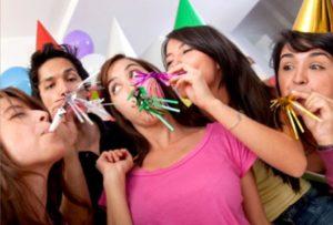 Конкурсы на день рождения подруги