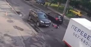Если нет страховки и попал в аварию