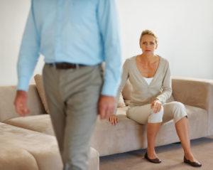 От меня ушел муж что делать