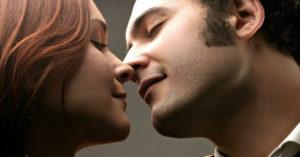 Психология прикосновения мужчины к женщине