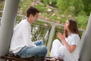 Как вести себя с мужчиной чтобы он влюбился