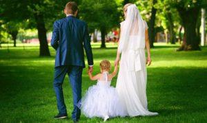 второй брак для женщины с ребенком